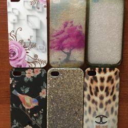 Covers / back panels for iPhone 4 / 4s