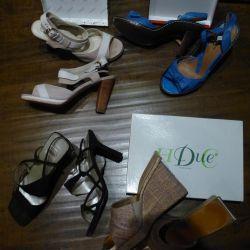 Качественная обувь 5 пар