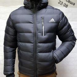 Мужская зимняя куртка на заказ