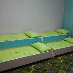 Bed linen for kindergarten