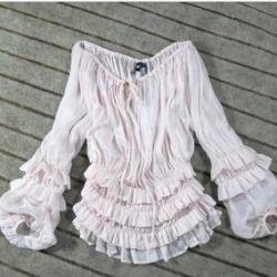 Vero Moda Şeffaf Bluz