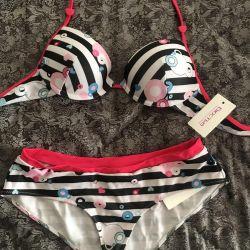 New beautiful swimsuit