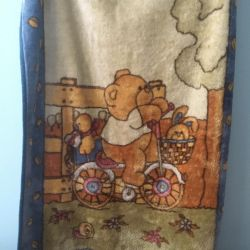 Pături pentru copii