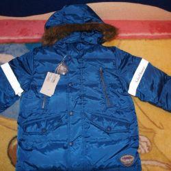 Sela ceketli mavi