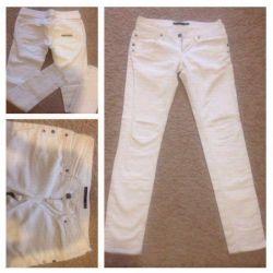 Jeans beyaz erkek arkadaşlar