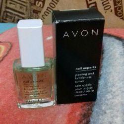 Avon lichid din sfărâmătură și foliație a unghiei
