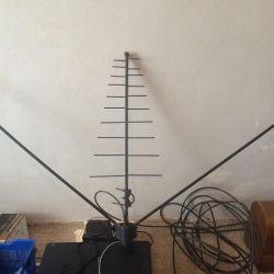 Antenna delta