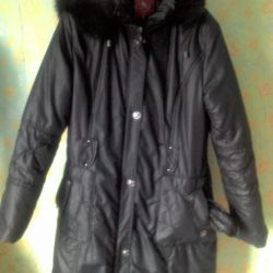 Пальто зимове жіноче *