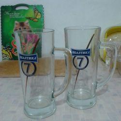 3 types of glasses