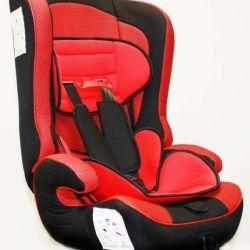 Автокресло Vixen Lb-513Vr Red от 9 до 36 кг