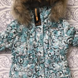 Urgent! New winter jacket for a girl