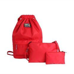 Backpack bag kits cosmetic bag