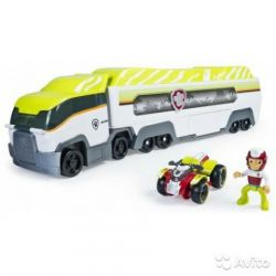 Paw Patrol Car Transporter