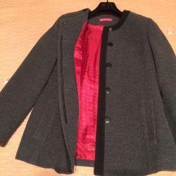 Jacket / sacou, lână 100%, RM, schimb