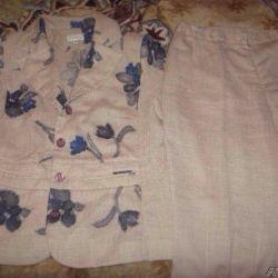 Bayan pantolon takım elbise
