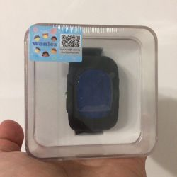 Smart watch Wonlex Q50. Black. New in the package.