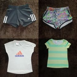 Нові речі Reebok Adidas