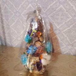 Decorative yarn (cotton)