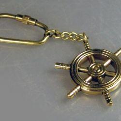 Брелок для ключей Штурвал