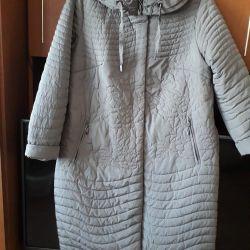 пальто легкое новое 50 раз