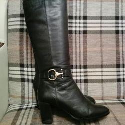 Women's demi-season boots Ria Rossa