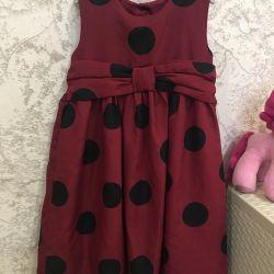 Κομψό φόρεμα, 98/104 σ.