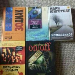 Gençler için kitaplar. Modern kitaplar