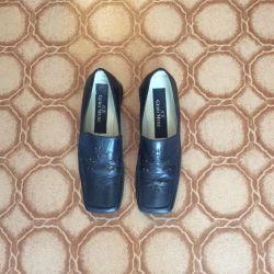 Italian Leather Shoes 37
