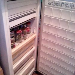 Freezer 1.6m, 5 shelves