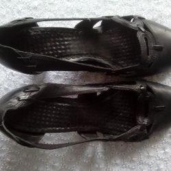 Hakiki deri ayakkabı 39