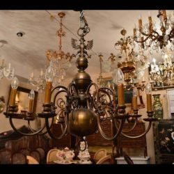 Chandelier Antiques Europe
