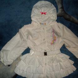 Jachete, impermeabile pentru o fată