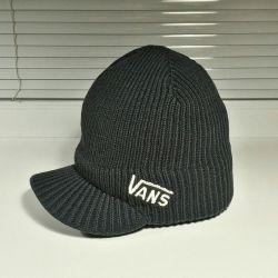 Bir vizör ile orijinal Vans şapka