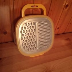 New grater