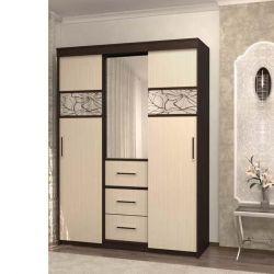 Sliding wardrobe Comfort-7