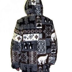 Nordic Man's Double Layer Jacket
