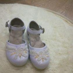 Tatil için ayakkabı