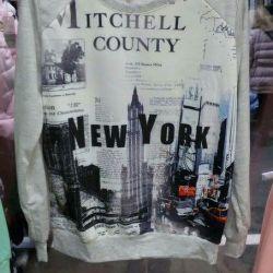New blouses, uniform size 44 approximately