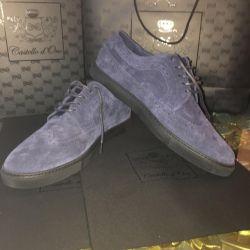 Pantofi CASTELLO DORO