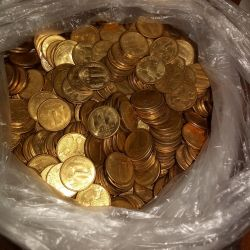 Coins 1 ruble 1992