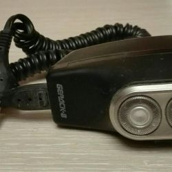 Ηλεκτρική ξυριστική μηχανή USSR