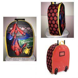 Suitcase Spider-Man