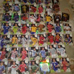 Futbol kartları