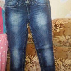 джинсы в идеальном состоянии