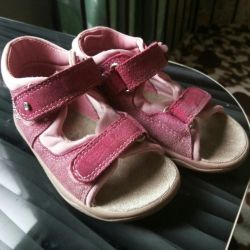👟 Sandals for girls, 23 and 25 sizes