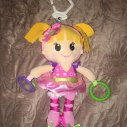 Soft doll playgro