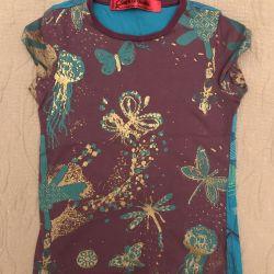 T-shirt for girls 3-4 years