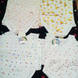 T-shirt + panties set