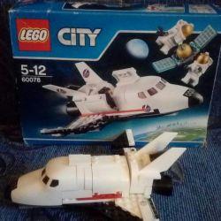 Tasarımcı Lego Uzay Gemisi