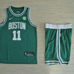 Irving. Boston Celtics Basketbol Üniforması